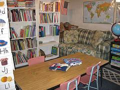 Schoolish Area