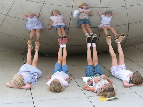 The Girls in the Bean