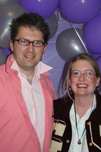 Craig and Megan 80's