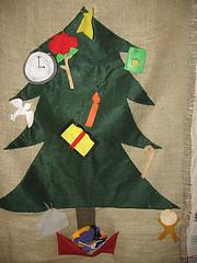 Celebrating the LIfe of Jesus Tree