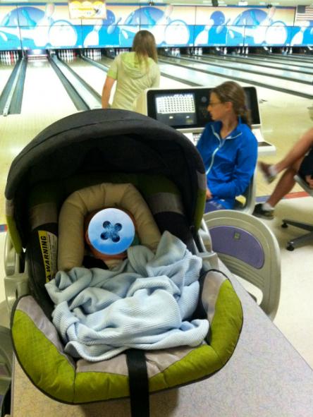 Baby Bowler